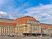 Stadtrundgang in Leipzig: Hauptbahnhof