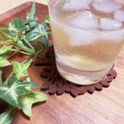 ドクダミと柿酢のW酵素ドリンク