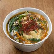 にんじんの韓国風スープ