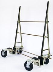 TSL 600 Air Glastransportwagen bis 600 kg Tragkraft