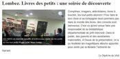Article du 17 novembre 2012