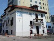 Donauradweg: Casa Tomis in Constanta.