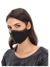 Mundschutz atmungsaktiv
