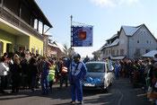 2012/13 Fahrenbach Umzug