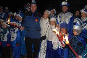 2012/13 Faschenachts-Verbrennung