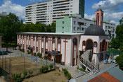 Kirche des Heiligen Johannes des Täuferfs - Graz