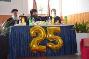 Das silberne Möchtumsjubiläum von S.E. Bischof Anba Gabriel 20117