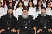 43. Jahrestag der Weihung von Abuna Zakareya zum Priester