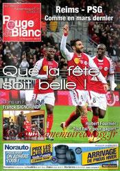 Programme  Reims-PSG  2013-14