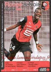 Programme  Rennes-PSG  2013-14