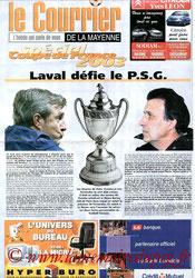 Programme  Laval-PSG  2002-03