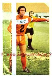 N° 158 - Jean DJORKAEFF (1970-72, PSG > 1972-73, Paris FC)
