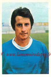 N° 032 - Jean DELOFFRE (1970-71, Angoulème > 1973-75, PSG)