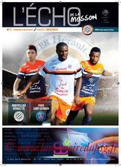 Programme  Montpellier-PSG  2013-14