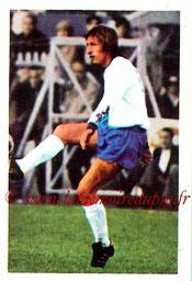 N° 032 - Denis BAUDA (1972-73, Bastia > 1974-77, PSG)