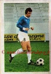 N° 032 - Jean DELOFFRE ((1971-72, Angoulème > 1973-75, PSG)