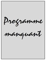 Programme  Brest-PSG  2013-14