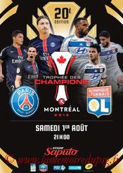 Dossier de Presse  PSG-Lyon  2015-16