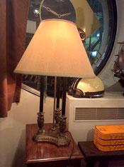 (商品番号S-3)アールデコ・真鍮 ・卓上ライト
