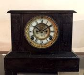 (商品番号T-6)ANSONIA CLOCK <USA>1882製(明治15年)
