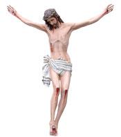 Body of Christ statue cm. 160