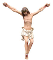 Body of Christ statue cm. 70