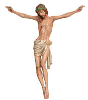 Body of Christ statue cm. 70