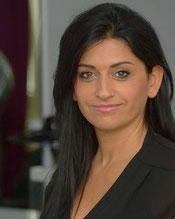 Spezialistin für Hochzeits-Make-Up Mirela Dashi, www.hausener-friseurteam.de