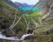 Norwegen mit Wohnmobil Reisebericht, Geiranger - Trollstigen