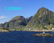 Norwegen mit Wohnmobil Reisebericht, Lofoten