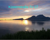 Norwegen mit Wohnmobil Reisebericht, Küstenstraße Fv 17