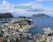 Norwegen mit Wohnmobil Reisebericht, Alesund