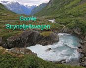 Norwegen mit Wohnmobil Reisebericht, Gamle Strynefjellsvegen