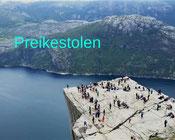 Norwegen mit Wohnmobil Reisebericht, Preikestolen