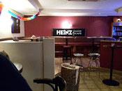Olles Leiwand, die Austropop Band aus dem Berchtesgadener Land live im Heinz Musik Cafe Salzburg