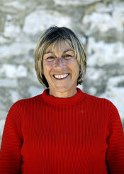 Dominique Folliet, accueil bénévoles et projets