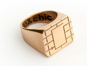 chip&chic logo and graphics
