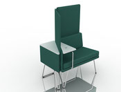 iSolo waiting areas furniture system