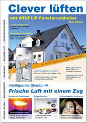 Clever lüften mit WINFLIP - Magazin