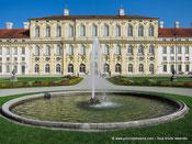 Château d´Oberschleissheim à Munich