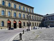 Munich Residence chateau