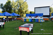 Openair Kino - Cinémas de plein air à Munich