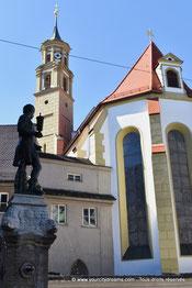 Église bavaroise