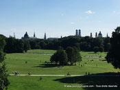 Visiter l'Englischer Garten