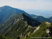 Tourisme en Bavière - montagne bavaroise - Herzogberg