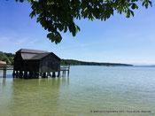 Tourisme à Munich - Ammersee un lac de Bavière