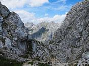 AlpspiX près de Garmisch en Bavière