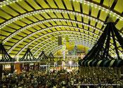 Voyage à Munich - l´Oktoberfest - Une atmospère festive