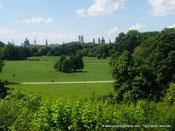jardin Munich