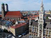 vieille ville Munich